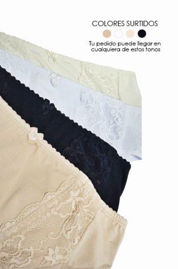 Panty clasico